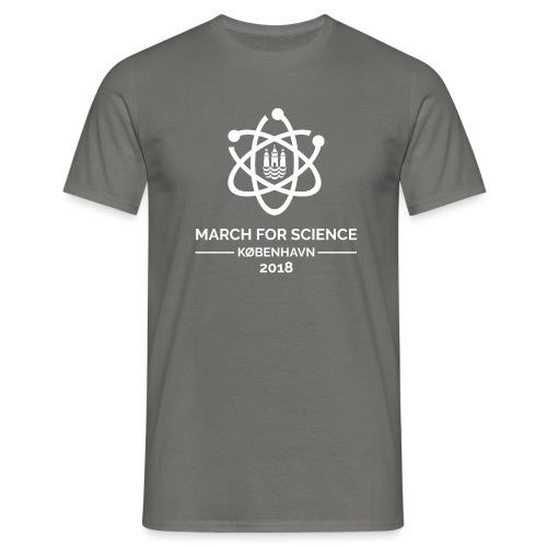 March for Science København 2018 - Men's T-Shirt
