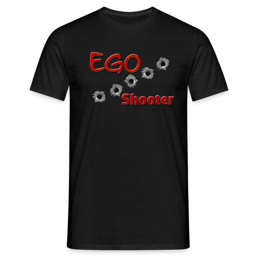 EGO Shooter png - Men's T-Shirt