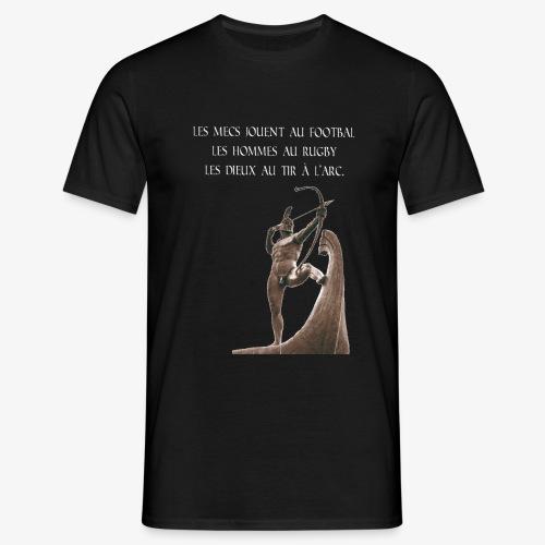 dieu du tir à l'arc - T-shirt Homme