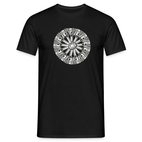 zuiger rol - Mannen T-shirt