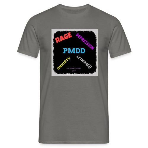 Pmdd symptoms - Men's T-Shirt