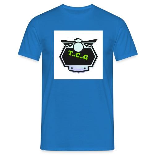 Cool gamer logo - Men's T-Shirt