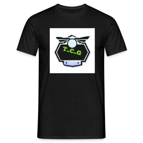 Cool gamer logo - Men's T-Shirt