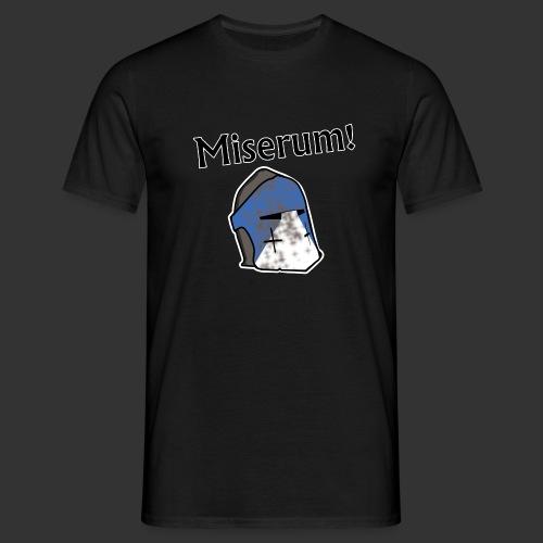 Warden Cytat Miserum! - Koszulka męska