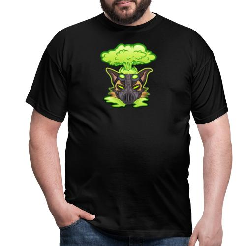 Atom Mutts - Miesten t-paita