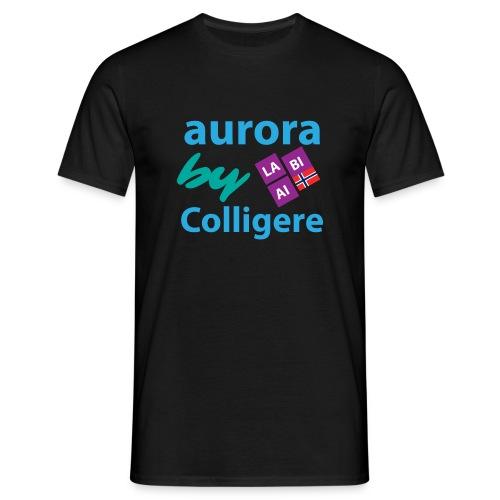 Aurora by Colligere - T-skjorte for menn