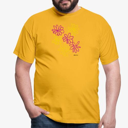 Kukat - Miesten t-paita