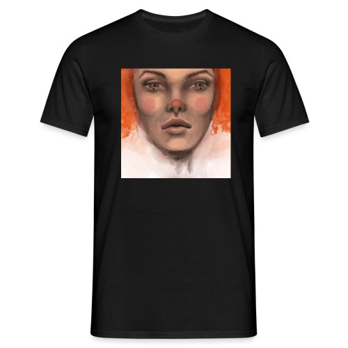 Clown - Mannen T-shirt