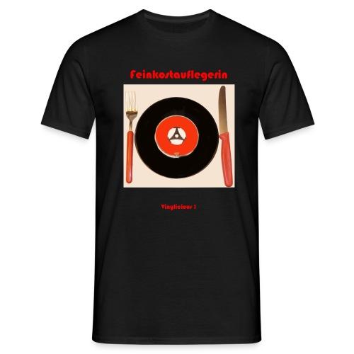 Feinkostauflegerin - Männer T-Shirt