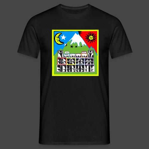 TEKNO SQUAT RESEAU couleur TRIP par TEKNO 23 - T-shirt Homme