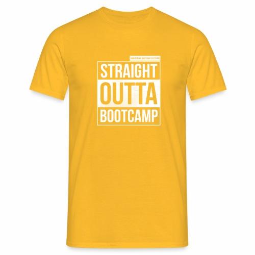 Suoraan Bootcampilta - Miesten t-paita
