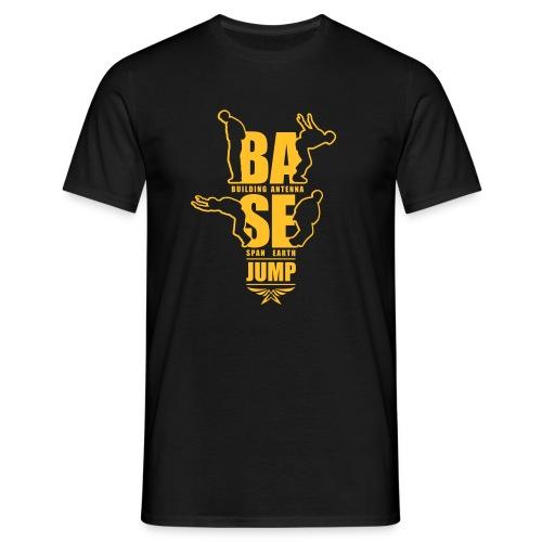 BASE JUMP flex - T-shirt Homme