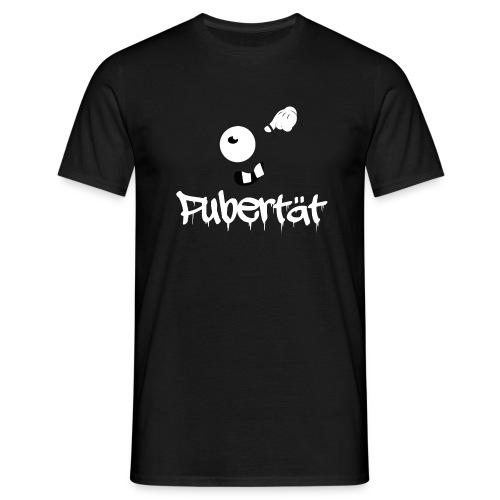 Pubertät - Männer T-Shirt
