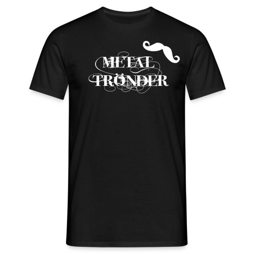 metaltrnder2 - T-skjorte for menn