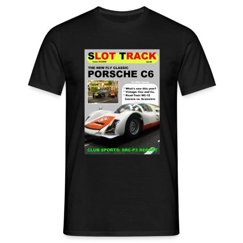 slot track 0306 jpg - Männer T-Shirt