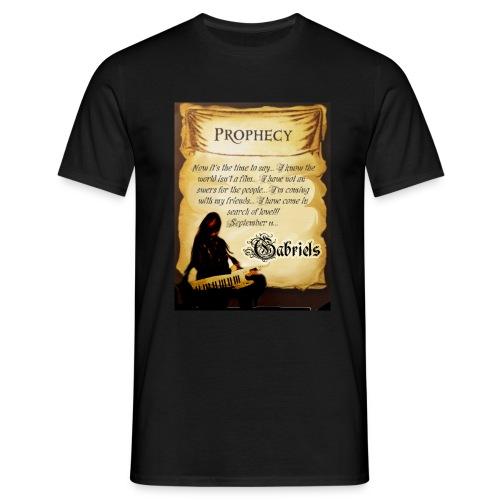 ella s prophecy by artemis015 d5i1rtz copia jpg - Maglietta da uomo