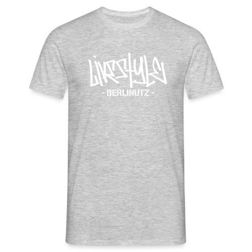 Berlinutz Livestyle - Männer T-Shirt