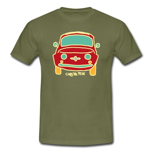 Voiture ancienne mythique - T-shirt Homme
