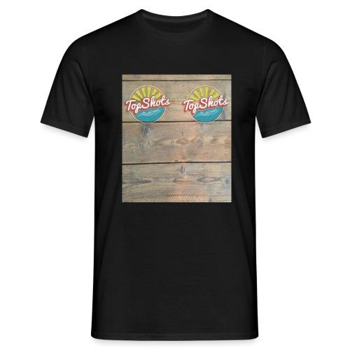 TenSlippers - Mannen T-shirt