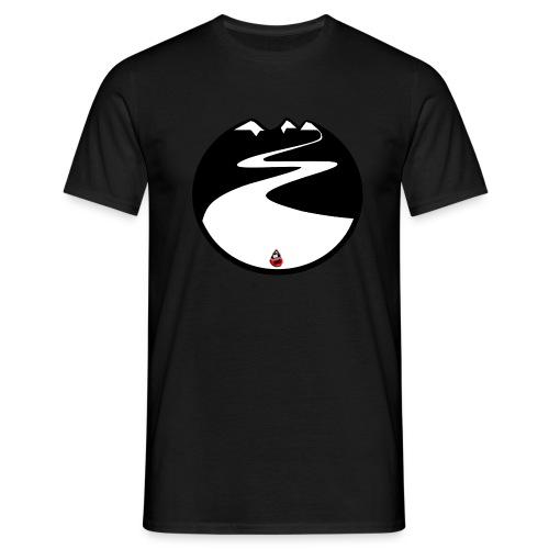 Montagne noire - T-shirt Homme