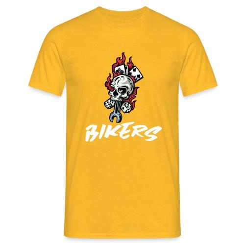 biker 666 - T-shirt Homme