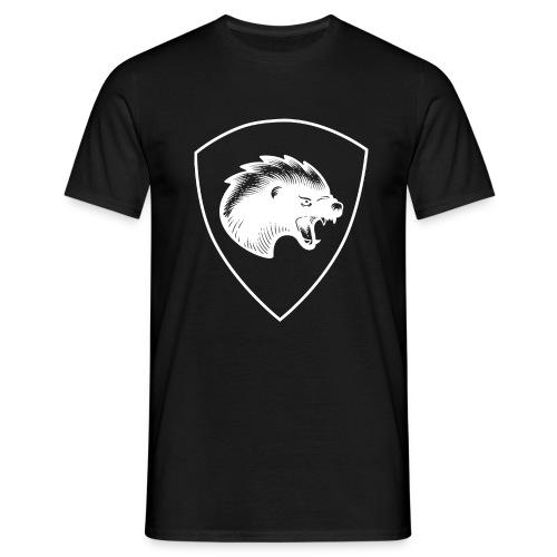 Pionjärpluton LL (logo och båge) - T-shirt herr