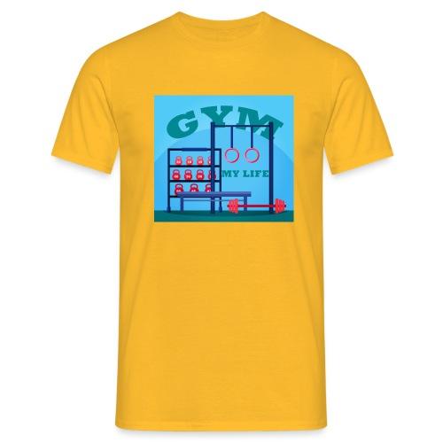 GYM - Miesten t-paita