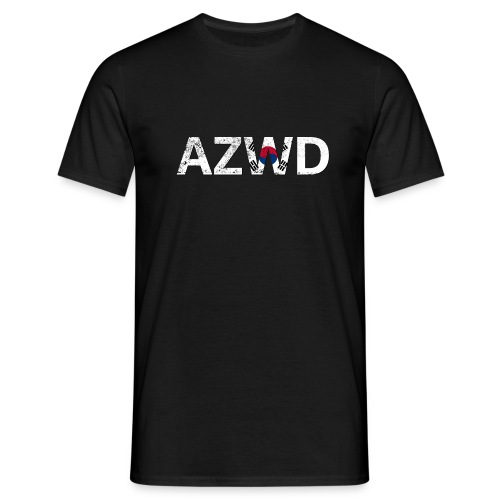 AZWD South Korea - T-shirt Homme