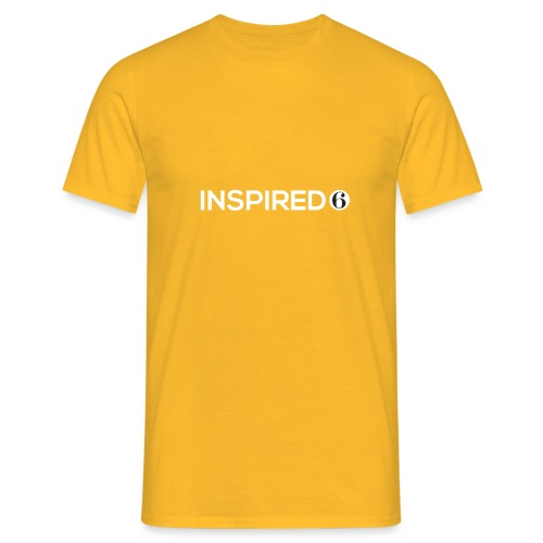 Inspired6 Logo - Men's T-Shirt
