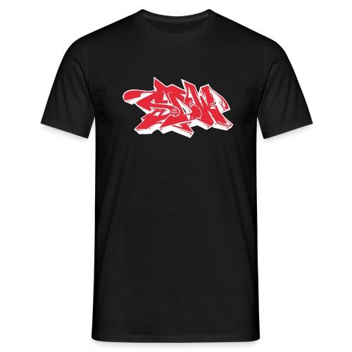 SDW Logo RedWhite - Männer T-Shirt