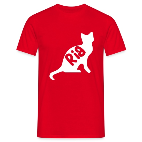 Team Ria Cat - Men's T-Shirt