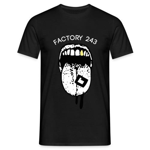 F243 Trip blanc - T-shirt Homme