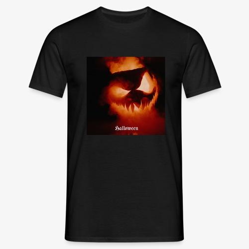 Evil pumpkin - T-shirt Homme