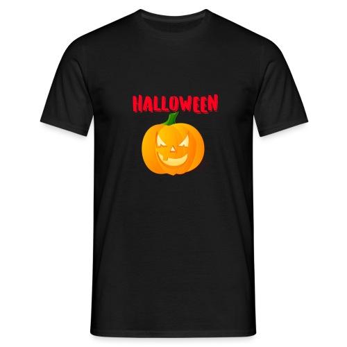 HALLOWEEN PUMPKIN 🎃 - Männer T-Shirt