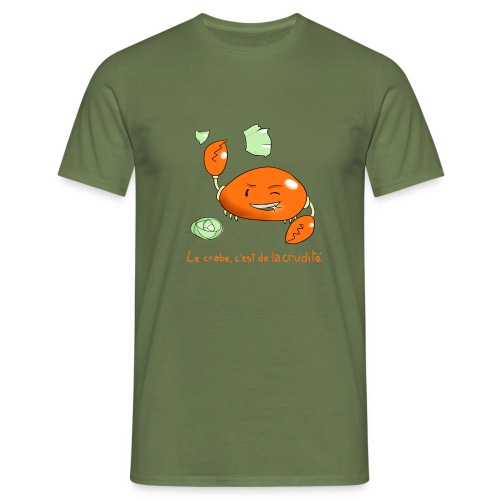 crabe png - T-shirt Homme