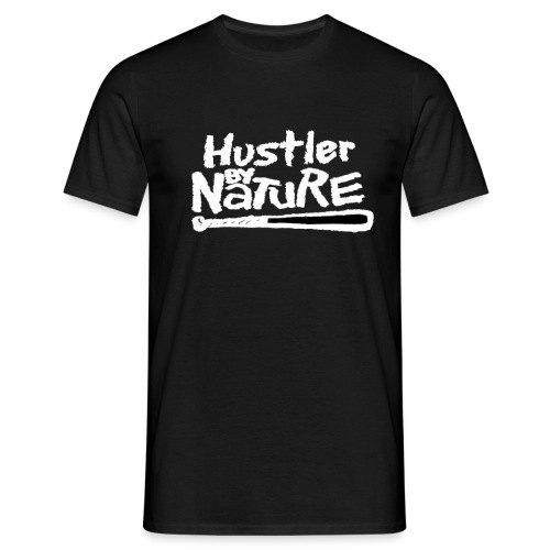 Idée cadeau - Hustler By Nature - T-shirt Homme