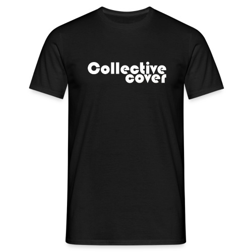 Collective Cover blanc - T-shirt Homme