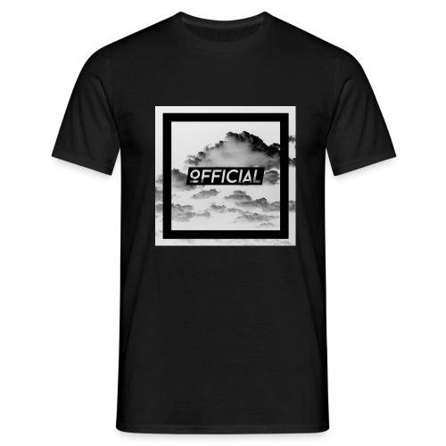 Official T - White Cloud Version - Men's T-Shirt