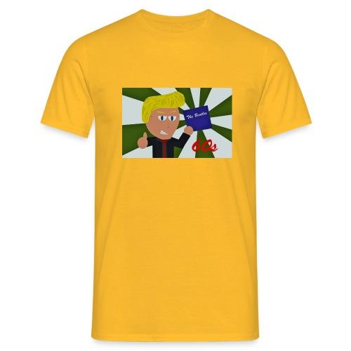 1960-luku - Miesten t-paita
