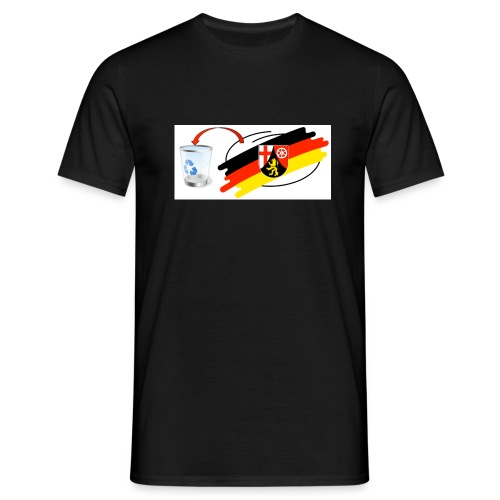 Rheinländer raus! - Männer T-Shirt