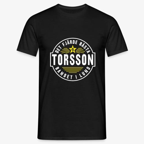 TORSSON – DET FJÄRDE BÄSTA BANDET I LUND - T-shirt herr