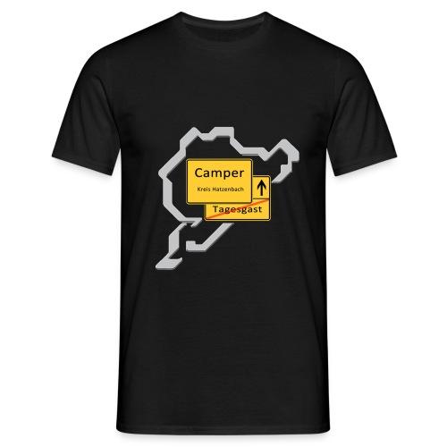 24h 2011 gross - Männer T-Shirt