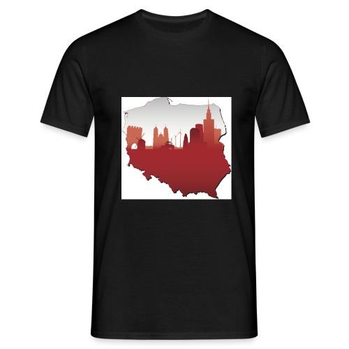 patriotyzm - Koszulka męska