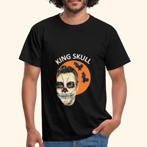 Totenkopf Nahtoderfahrung Mystik - Männer T-Shirt
