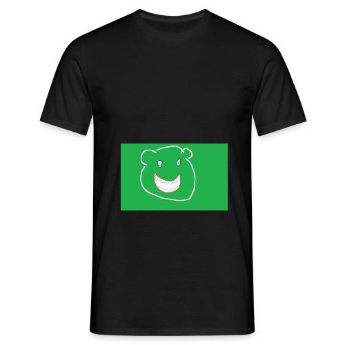 JakeJ Green bear Merchandise - T-shirt herr