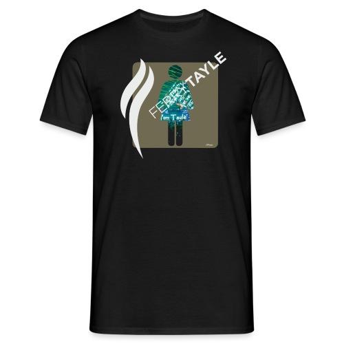 Picto Women Ferry Tayle - Men's T-Shirt