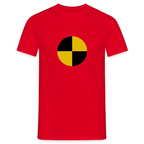crash test - Men's T-Shirt