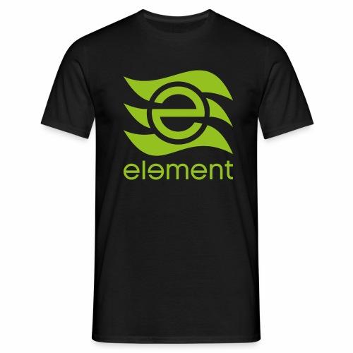 element energy Street Wear - Männer T-Shirt