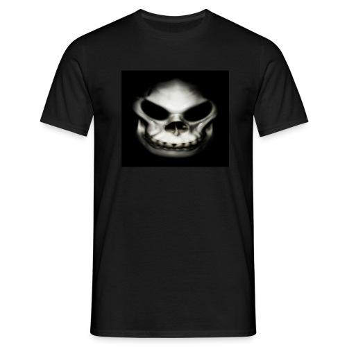 skull2 jpg - Mannen T-shirt
