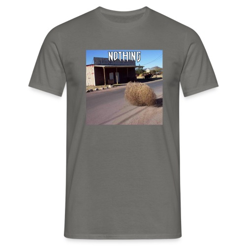 NOTHING - T-shirt Homme